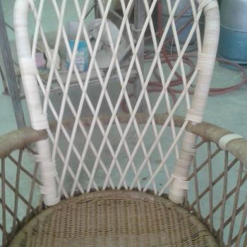 Réparation, rénovation mobilier en rotin