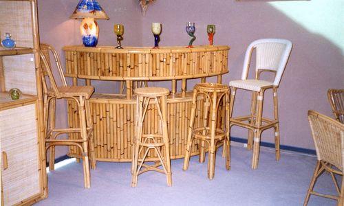 Bars en rotin naturel bars nice 06 monaco cannes for Tabouret de bar en rotin ikea